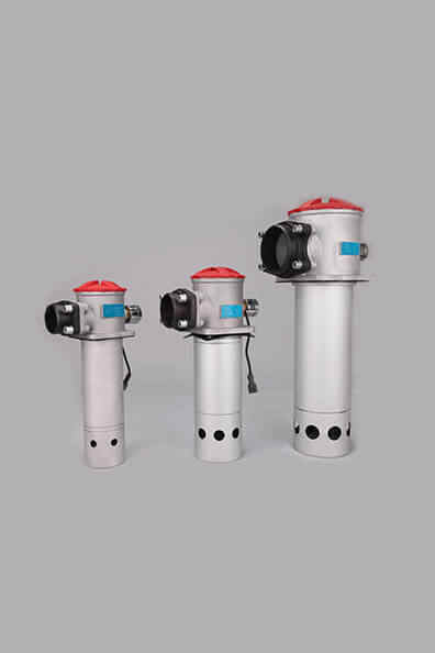 hydraulic oil suction filter